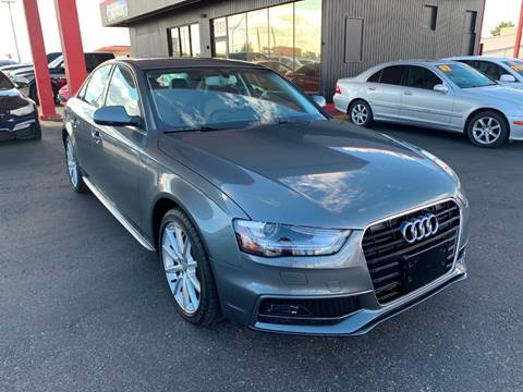 2016 Audi A4 for sale at JQ Motorsports East in Tucson AZ