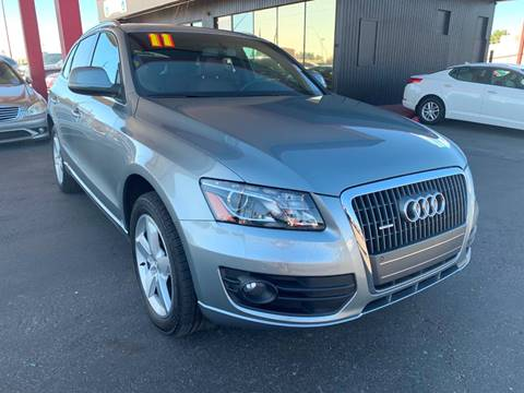 2011 Audi Q5 for sale at JQ Motorsports East in Tucson AZ