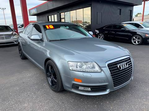 2010 Audi A6 for sale at JQ Motorsports in Tucson AZ