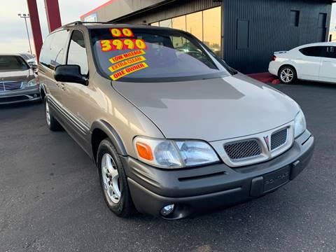 2000 Pontiac Montana for sale in Tucson, AZ