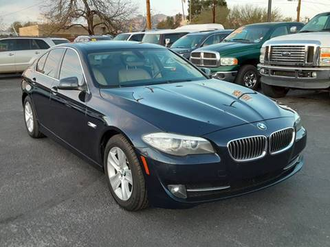 2011 BMW 5 Series for sale at JQ Motorsports in Tucson AZ