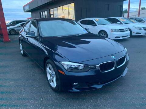 2014 BMW 3 Series for sale at JQ Motorsports East in Tucson AZ