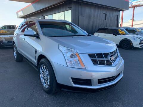 2012 Cadillac SRX for sale at JQ Motorsports East in Tucson AZ