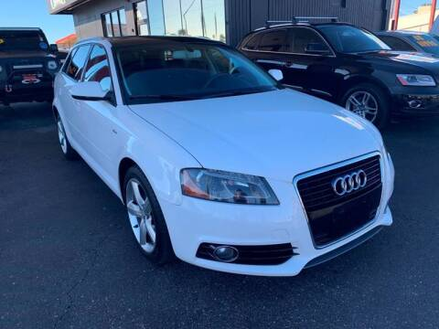 2012 Audi A3 for sale at JQ Motorsports East in Tucson AZ