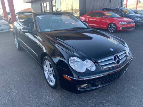 2008 Mercedes-Benz CLK for sale at JQ Motorsports East in Tucson AZ