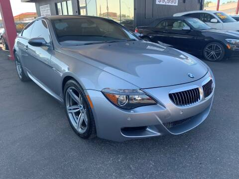 2007 BMW M6 for sale at JQ Motorsports in Tucson AZ