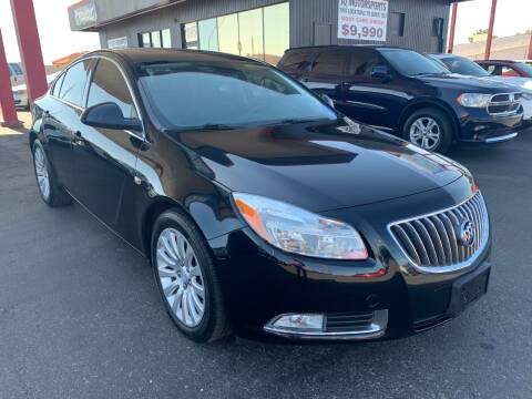 2011 Buick Regal for sale at JQ Motorsports East in Tucson AZ