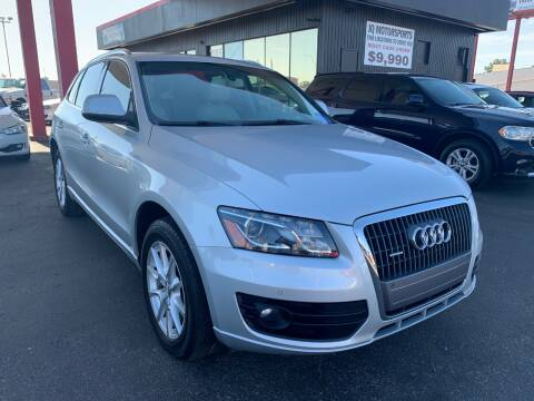 2012 Audi Q5 for sale at JQ Motorsports East in Tucson AZ