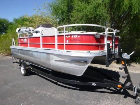 2015 G3 SUNCATCHER V18F for sale at JQ Motorsports East in Tucson AZ