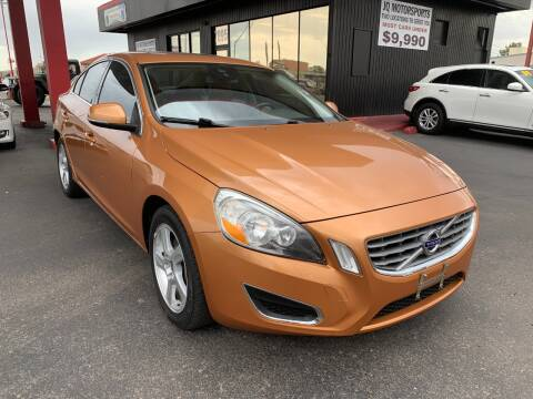 2012 Volvo S60 T5 for sale at JQ Motorsports East in Tucson AZ