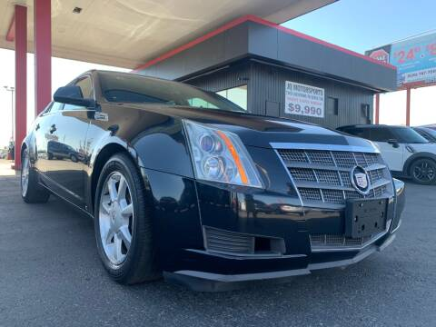 2009 Cadillac CTS for sale at JQ Motorsports East in Tucson AZ