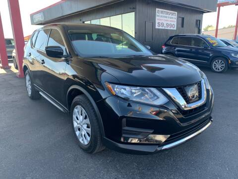 2017 Nissan Rogue for sale at JQ Motorsports East in Tucson AZ