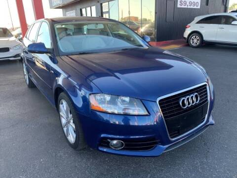 2011 Audi A3 for sale at JQ Motorsports East in Tucson AZ