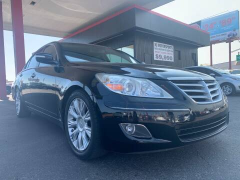 2009 Hyundai Genesis for sale at JQ Motorsports East in Tucson AZ