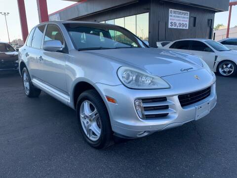 2008 Porsche Cayenne for sale at JQ Motorsports East in Tucson AZ