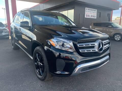 2019 Mercedes-Benz GLS for sale at JQ Motorsports in Tucson AZ