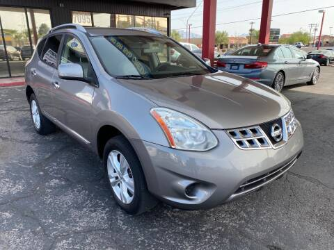 2013 Nissan Rogue for sale at JQ Motorsports in Tucson AZ