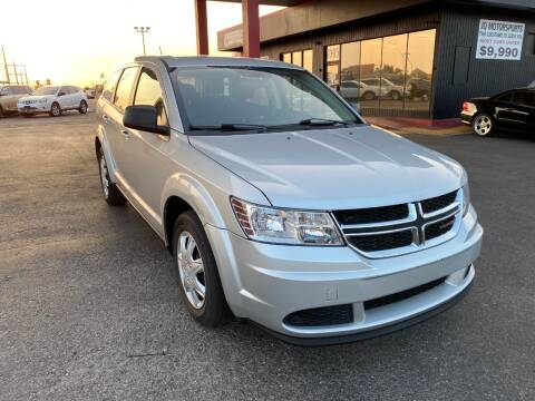 2014 Dodge Journey for sale at JQ Motorsports in Tucson AZ