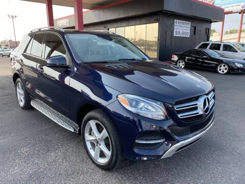 2018 Mercedes-Benz GLE for sale at JQ Motorsports East in Tucson AZ