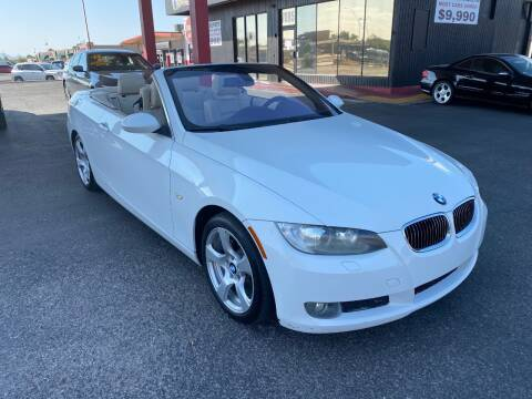 2009 BMW 3 Series for sale at JQ Motorsports East in Tucson AZ