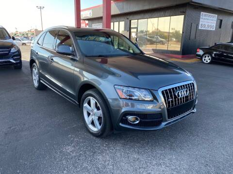 2012 Audi Q5 for sale at JQ Motorsports in Tucson AZ