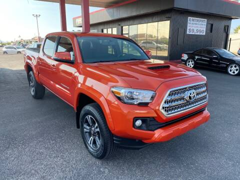 2017 Toyota Tacoma for sale at JQ Motorsports East in Tucson AZ