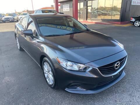 2015 Mazda MAZDA6 for sale at JQ Motorsports East in Tucson AZ