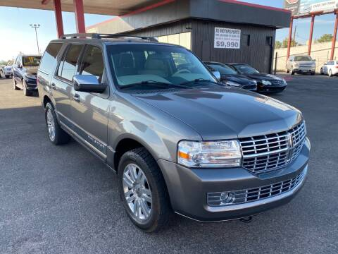 2012 Lincoln Navigator for sale at JQ Motorsports East in Tucson AZ