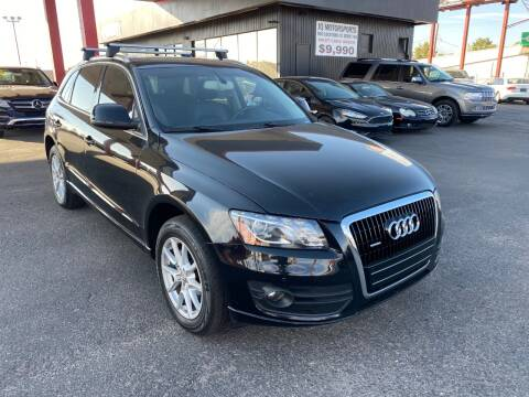 2010 Audi Q5 for sale at JQ Motorsports East in Tucson AZ