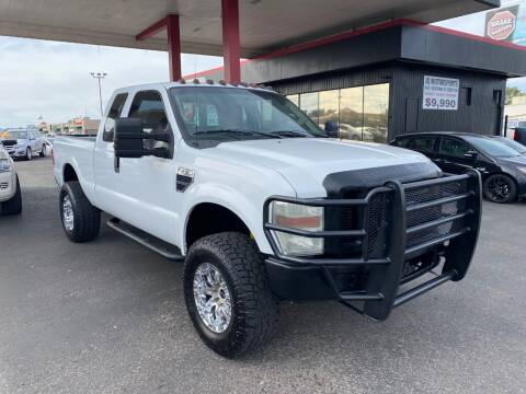 2008 Ford F-250 Super Duty for sale at JQ Motorsports East in Tucson AZ