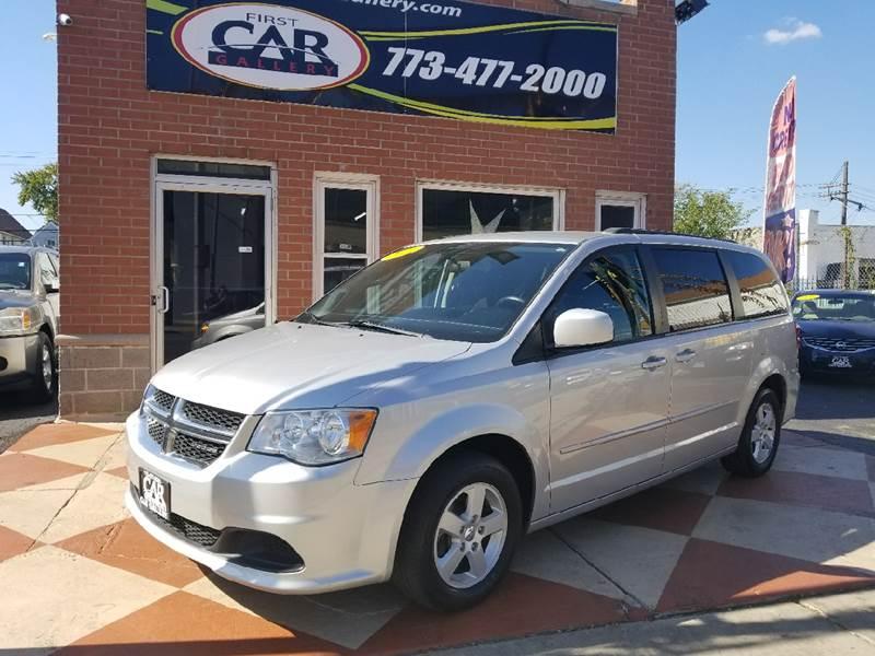 2011 Dodge Grand Caravan Mainstreet 4dr Mini Van In Cicero Il