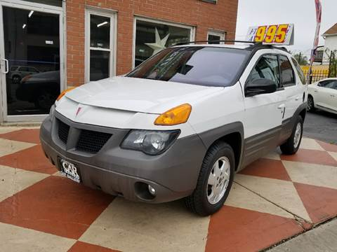 2001 Pontiac Aztek for sale in Cicero, IL