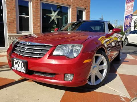 2004 Chrysler Crossfire for sale in Cicero, IL