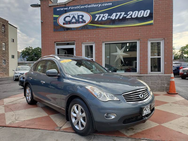 2008 Infiniti Ex35 Awd 4dr Crossover In Cicero Il First Car