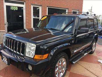 2006 Jeep Commander for sale in Cicero, IL