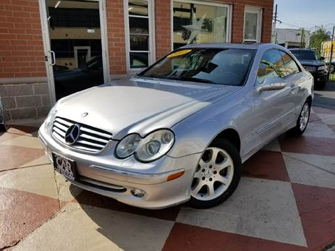 2003 Mercedes-Benz CLK for sale in Cicero, IL