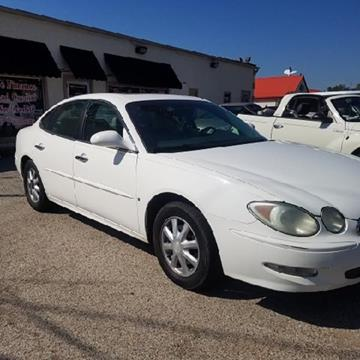 2006 Buick LaCrosse for sale in Longview, TX