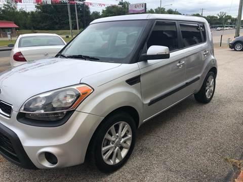 2012 Kia Soul for sale in Longview, TX