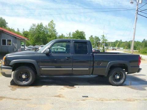 2004 Chevrolet Silverado 1500