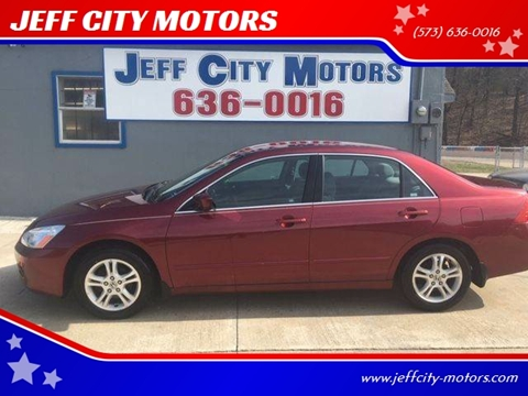 2006 Honda Accord for sale in Holts Summit, MO