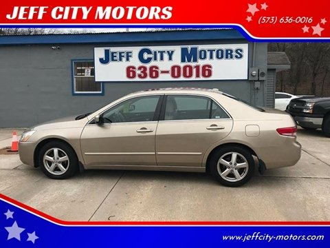 2004 Honda Accord for sale in Holts Summit, MO