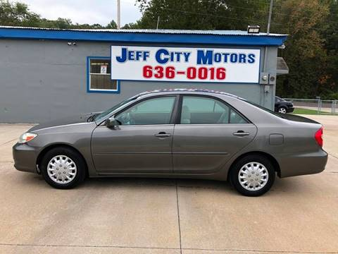 2003 Toyota Camry for sale in Holts Summit, MO