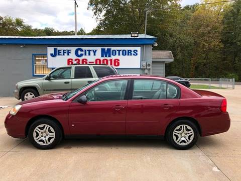 2007 Chevrolet Malibu for sale in Holts Summit, MO