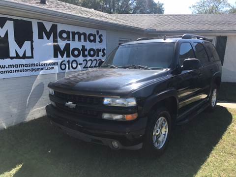 2006 Chevrolet Tahoe for sale at Mama's Motors in Greer SC