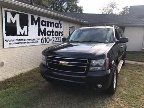 2010 Chevrolet Suburban for sale at Mama's Motors in Greer SC