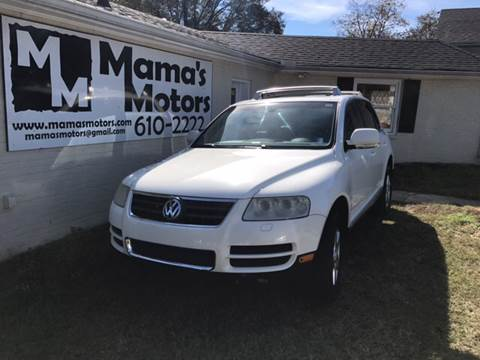 2005 Volkswagen Touareg for sale at Mama's Motors in Greer SC