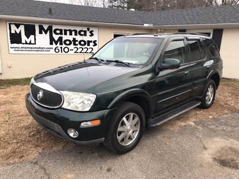 2004 Buick Rainier for sale at Mama's Motors in Greer SC