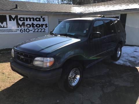2000 Ford Explorer for sale at Mama's Motors in Greer SC