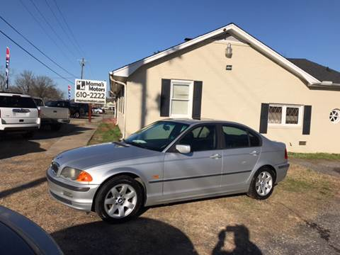 2001 BMW 3 Series for sale at Mama's Motors in Greer SC