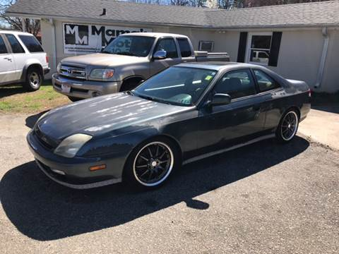 1998 Honda Prelude for sale at Mama's Motors in Greer SC